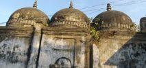 নওগাঁর প্রত্নতাত্ত্বিক নিদর্শন ইসলামগাঁথী মসজিদ ও মঠ