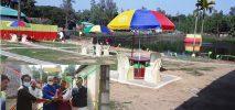 চকরিয়ায় পর্যটন শিল্পে নতুন মেরুকরণ লেকসমৃদ্ধ মৌলভীরকুম বাজারে বিনোদন স্পট 'ই-হ্যাব পার্ক'