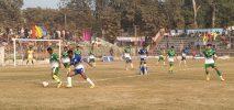 বঙ্গবন্ধু গোল্ডকাপ ফুটবল টুর্নামেন্ট : পেকুয়াকে হারিয়ে সেমিফাইনালে সদর উপজেলা