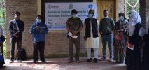নিসর্গ ক্লাব হ্নীলা বালিকা উচ্চ বিদ্যালয়ের ছাত্রীদের কুদুম গুহা পরিদর্শন