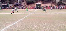 হ্নীলায় বঙ্গবন্ধু গোল্ডকাপ ফুটবল টূর্ণামেন্টের ৮ম দিনের খেলা ১-১ গোলে ড্র ; ম্যান অব দ্যা ম্যাচ দূরন্ত রায়হান