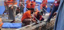 উখিয়ায় ক্যাম্প অগ্নিকাÐ: রেড ক্রিসেন্ট সোসাইটি কর্তৃক ৭০০ জরুরি আশ্রয়ন (তাঁবু) স্থাপিত