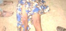 হ্নীলায় পথচারী পাগলিকে গাড়ি চাপা দিয়ে পালিয়ে গেল চালক