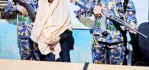 ঊনছিপ্রাং ক্যাম্প হতে ইয়াবাসহ বৃদ্ধা আটক