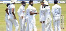 শ্রীলংকা-বাংলাদেশ টেস্ট ; শ্রীলংকার ইনিংস ঘোষণায় ২য় ইনিংসে বিপর্যয়ে বাংলাদেশ