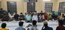 বেগম খালেদা জিয়া'র রোগমুক্তি কামনায় কক্সবাজারে দোয়া মাহফিল