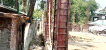 হ্নীলায় আদালতের নিষেধাজ্ঞা অমান্য করে বহুতল স্থাপনা নির্মাণ