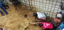 বালুখালী রোহিঙ্গা ক্যাম্পে পাহাড় ধ্বসে ১জনের মৃত্যু