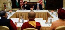 জোর করে কাবুল দখল করলে স্বীকৃতি পাবেনা তালেবান : মার্কিন পররাষ্ট্রমন্ত্রী
