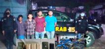 পালংখালীতে র্যাবের অভিযানে ইয়াবা ও মোটর সাইকেলসহ ফের আটক-৪