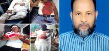 হ্নীলায় ৫জনকে হামলার ঘটনায় বিএনপি নেতা পান্ডুসহ ২১জনের বিরুদ্ধে মামলা